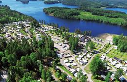 Campingarna tappade en fjärdedel av gästerna i sommar