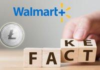 Fejkad Walmart-nyhet fick priset på litecoin att rusa med 34 procent