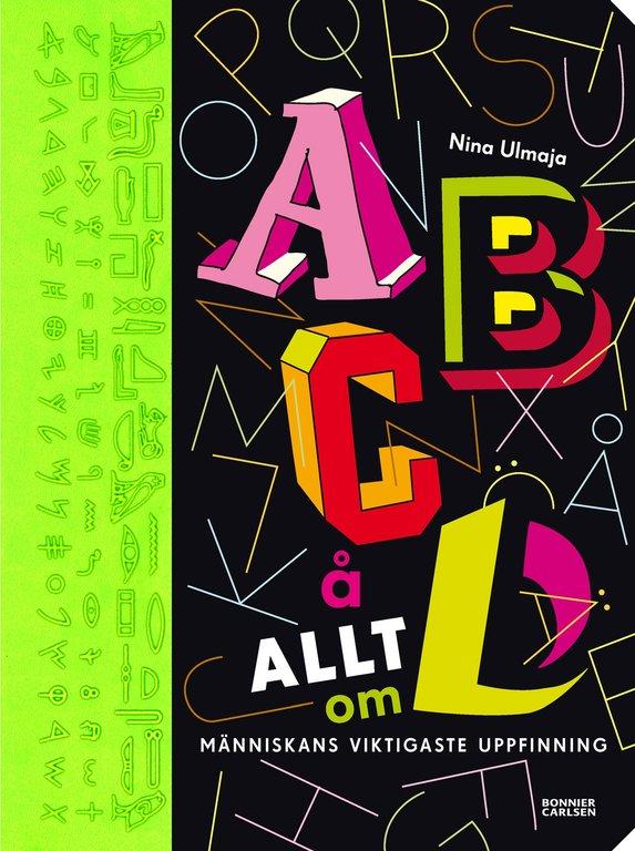 12 ABC-böcker som lär ditt barn om alfabetet
