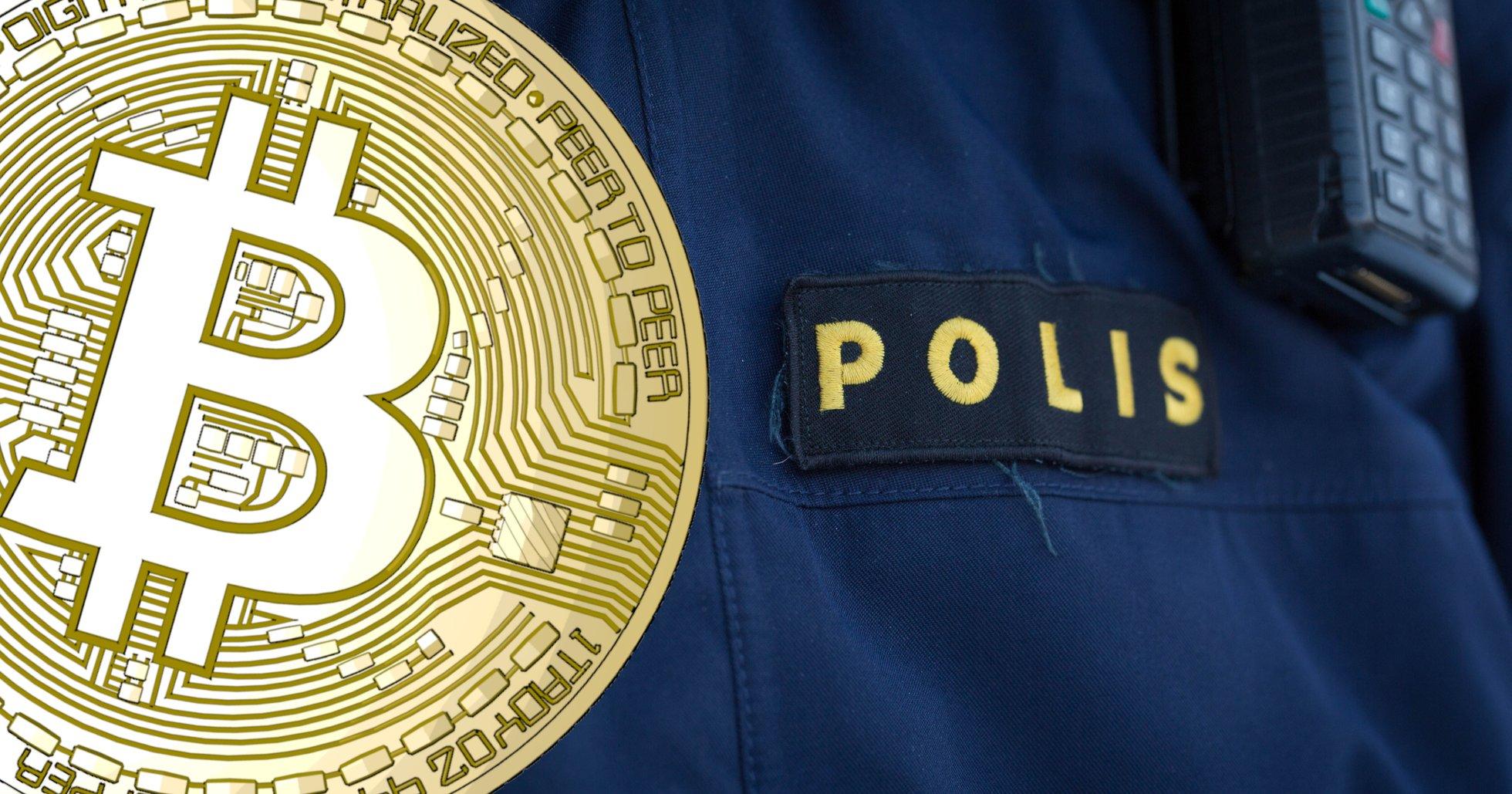 Polisen stoppade enorm svensk knarksajt – tack vare kryptovalutor.