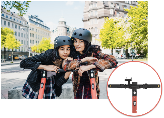 Voi steps up its safety game with next generation scooter and safety pledge