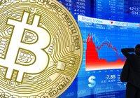 Nya fall på världens börser – även bitcoinpriset är ner 20 procent sedan i fredags