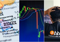 Daily crypto: South Korean crypto exchange hacked and markets are bleeding