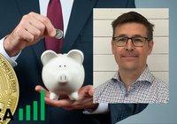 Sparekonom sågar lånetips från bitcoinföreningens ordförande: