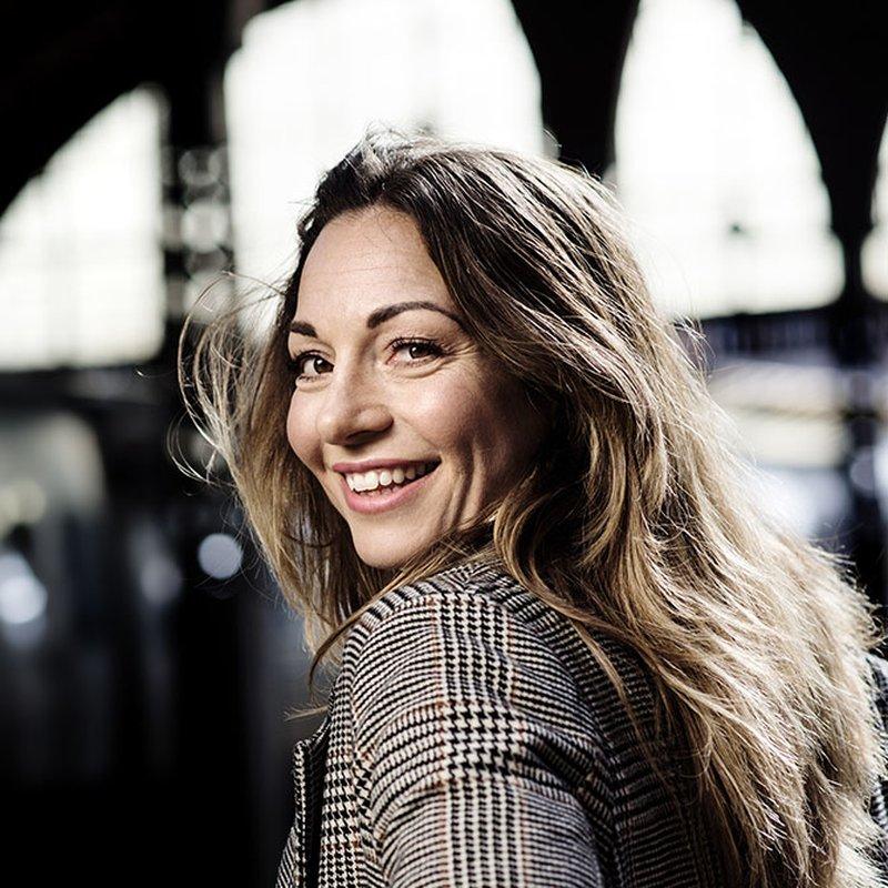 Danska deckarstjärnan Katrine Engberg: