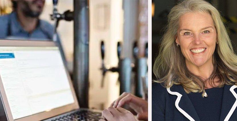 Suzanne Parenius på Hjortviken hoppas att daterade regler<br />  som exempelvis dans- och hotelltillstånden tas bort. Foto: Tillväxtverket, Svenskt Näringsliv