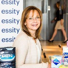 Hygien- och hälso-bolaget Essity erbjuder nödvändigheter i vardagen