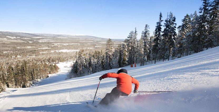 Stöten har Sälens bästa skidåkning, enligt en undersökning av Synovate.