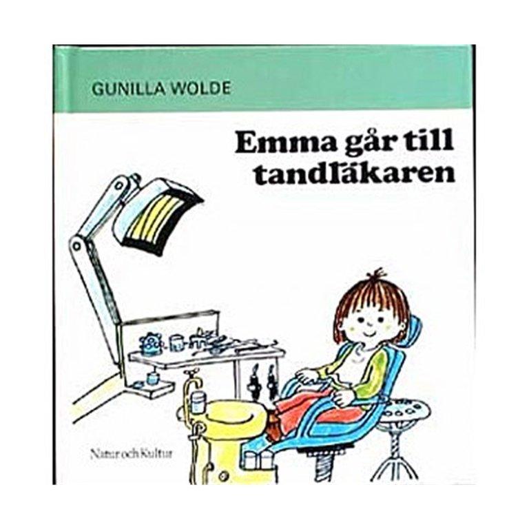 Gapa stort! 5 barnböcker om att gå till tandläkaren