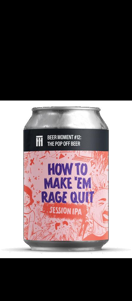 The Pop Off Beer