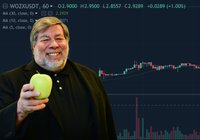 Apple-medgrundarens kryptovaluta gör succé – har ökat i pris med 2 750 procent