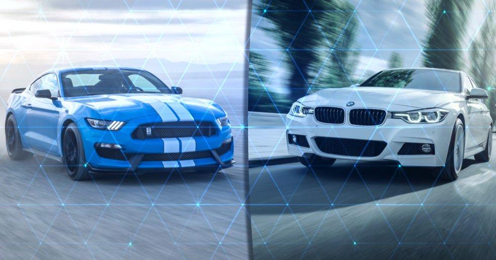 BMW och Ford ska använda blockkedja för att motverka bedrägerier