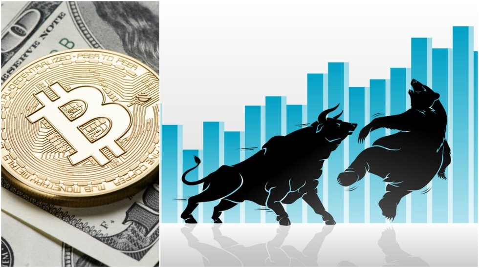 Daily crypto: Markets on the rise and bitcoin soars $200 in half an hour.
