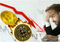 Daily crypto: Bloodbath in the markets – ethereum falls more than 10 percent