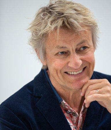 Lars Lerin - konstnär, författare, människa