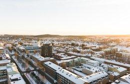 Holländsk charter ger jubel i Skellefteå