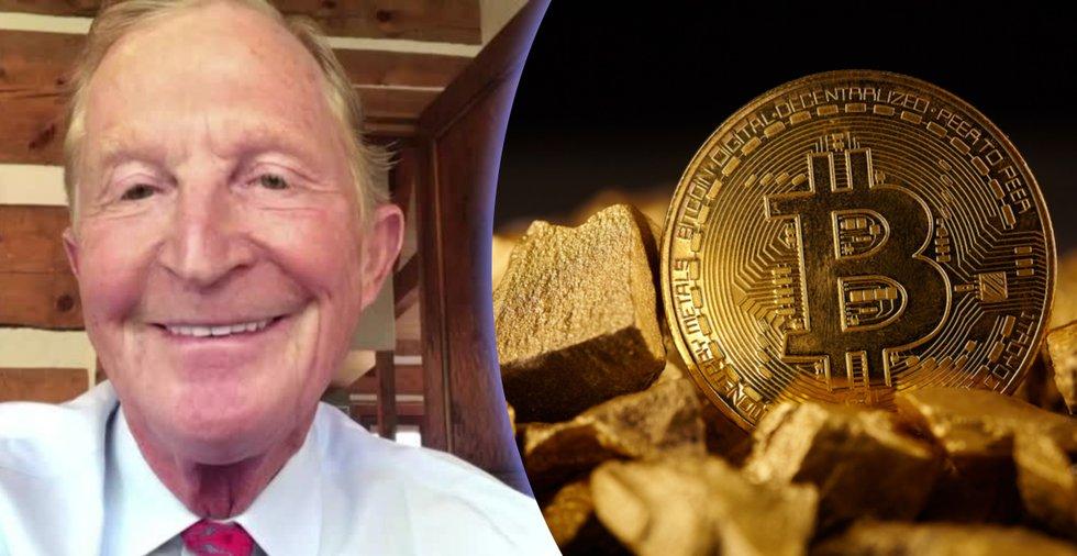 Finansprofil: Jag uppmanar mina investerare att köpa bitcoin