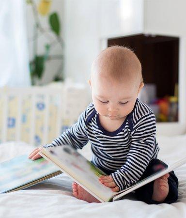 9 läsupplevelser i bebisformat - perfekta som första bok!