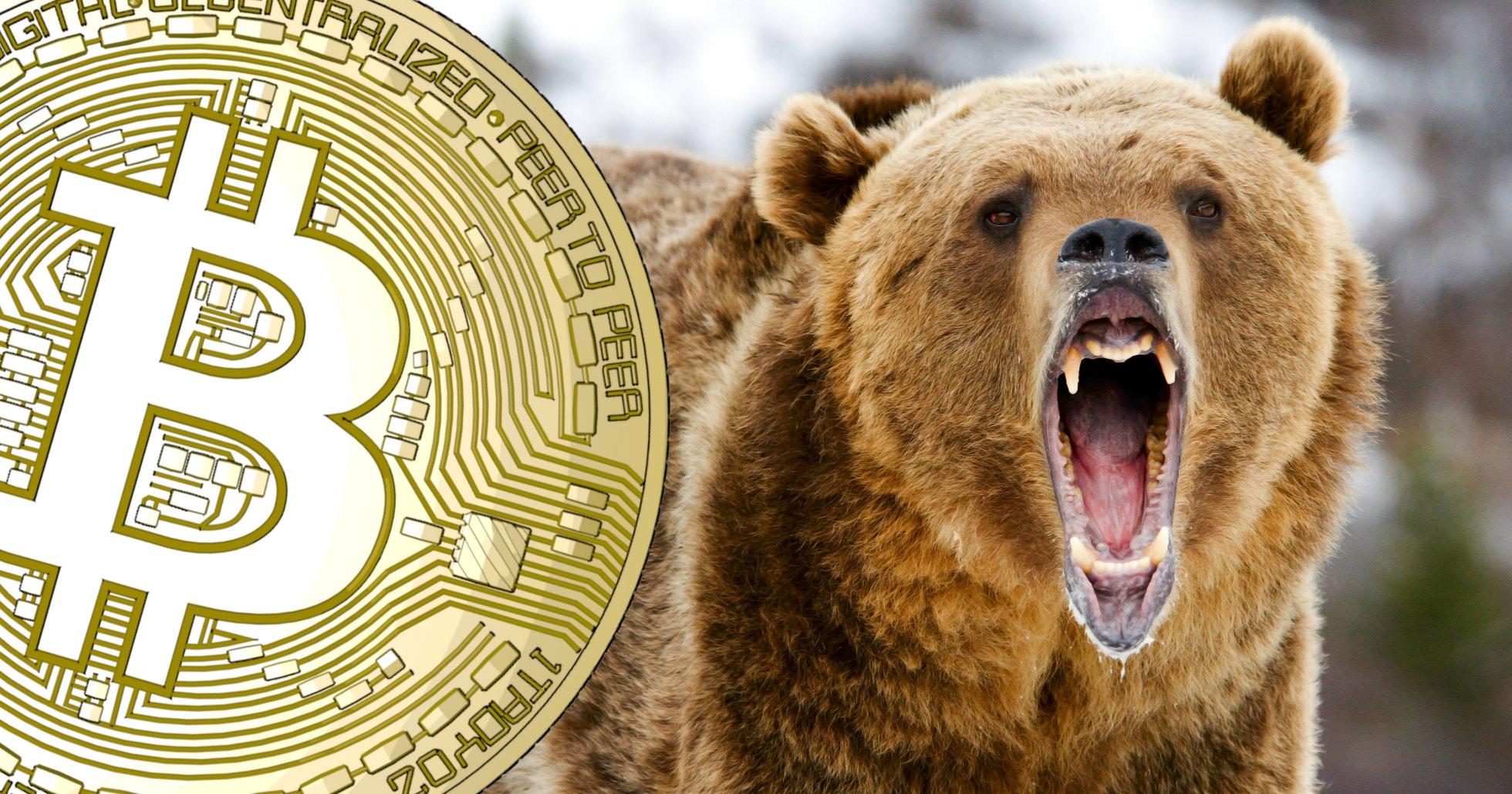 Bitcoinpriset faller under 8 000 dollar – har sjunkit 42 procent sedan årshögsta.