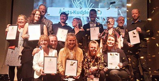 Lista: De är vinnarna i STFs Årets Kudde