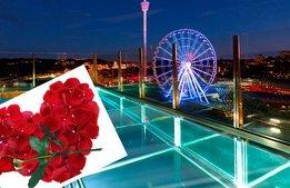 Här ligger gästernas favorithotell för romantik