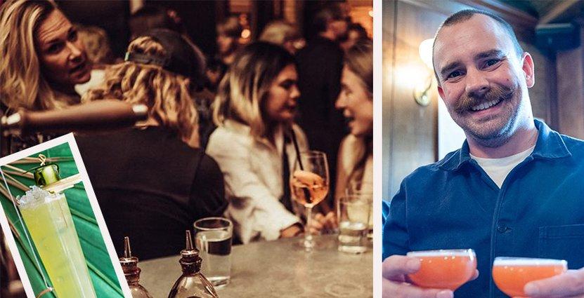 Fler väljer att varva alkohol med alkoholfria alternativ, vilket<br />  innebär merförsäljning för krögarna. Foto: Tjoget, Surfers