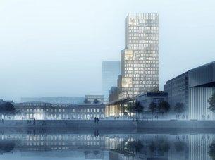 Hele Oslo S skal utvikles