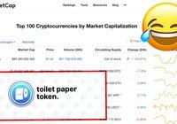 Coinmarketcap roar kryptovärlden med aprilskämt –