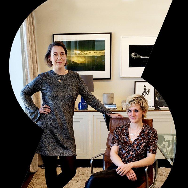 """Abigail & Elin: """"Kirurgi behövs inte för att 'normalisera' de som föds intersex"""""""