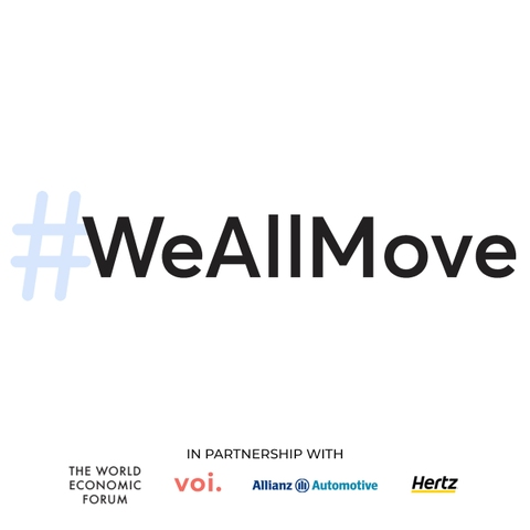 Voi is an official partner of the #WeAllMove platform
