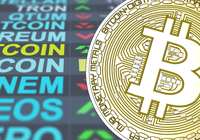 Crypto markets start the year with small changes – bitcoin cash increases the most of the biggest currencies