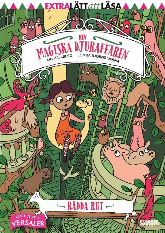 19 riktigt bra böcker för barn 6-9 år