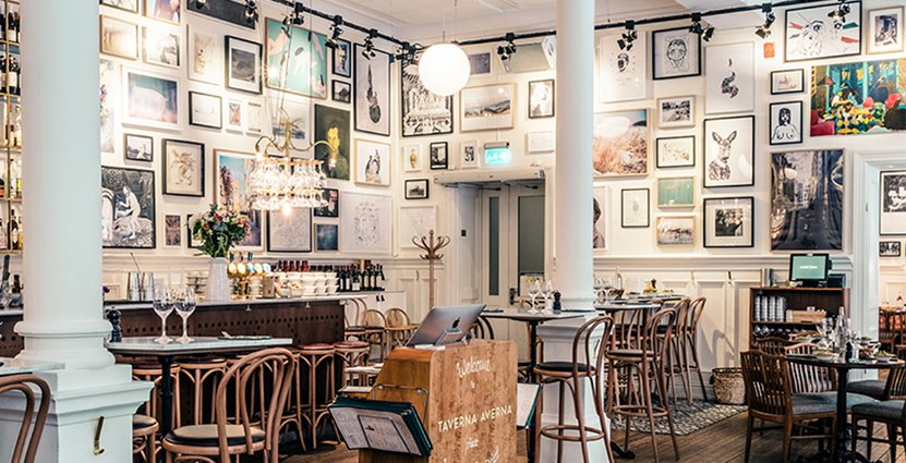 Priserna på Avenyfamiljens 13 restauranger kommer att stå fast under minst ett år. Foto: Avenyfamiljen