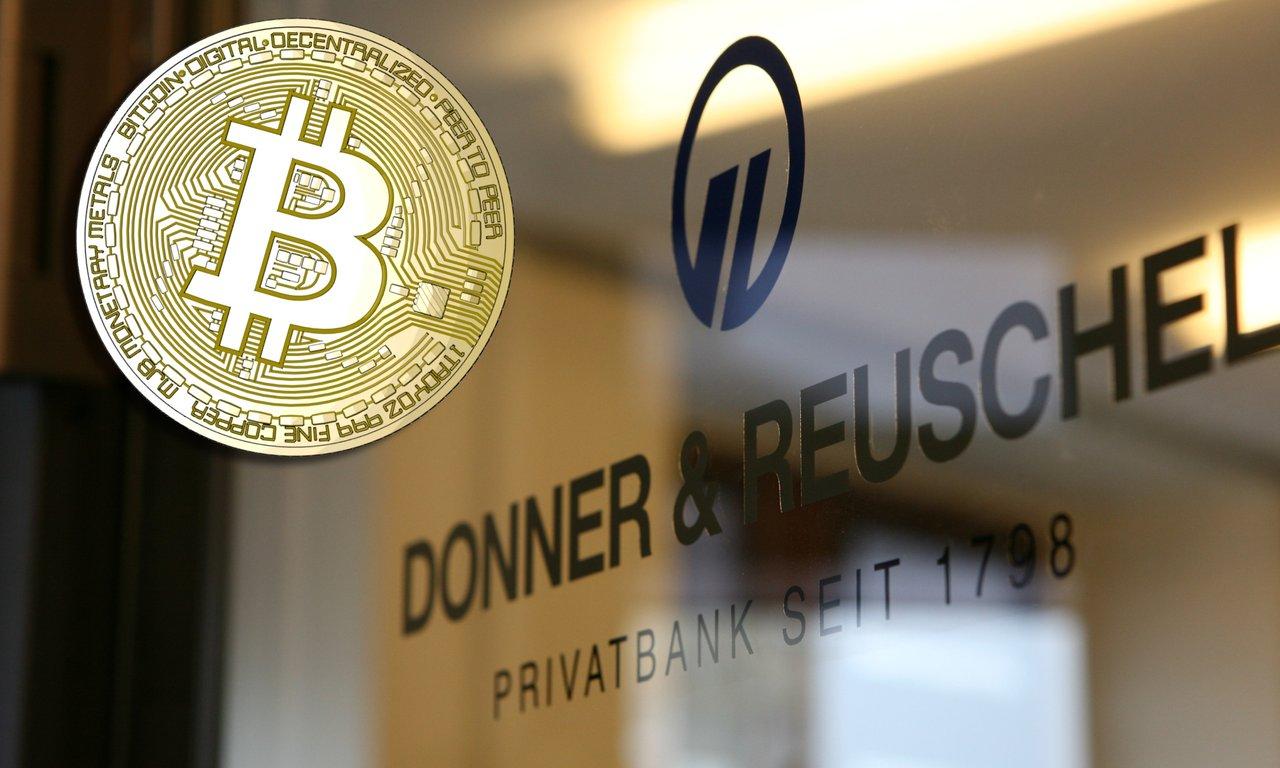 Tysk bank med anor från 1700-talet satsar på kryptovalutor