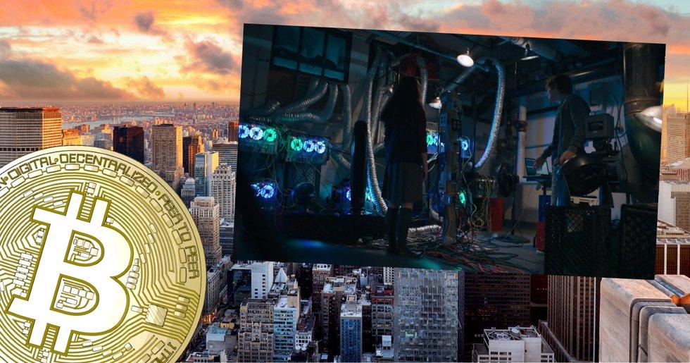 Kryptovalutor åter i centrum i senaste avsnittet av hyllade tv-serien Billions.