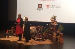 Sveriges författarelit i Kiruna