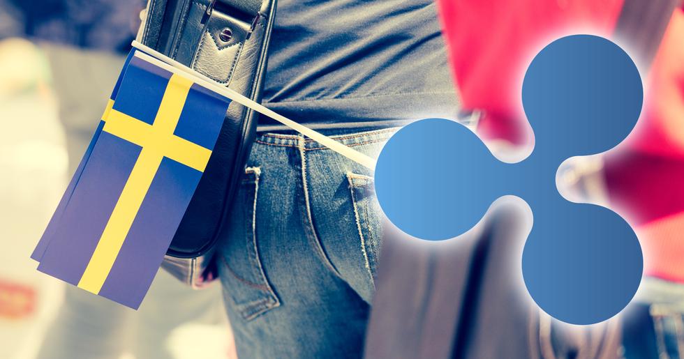 Svensk startup vill utmana Ripple – tar in sex miljoner kronor i riskkapital.