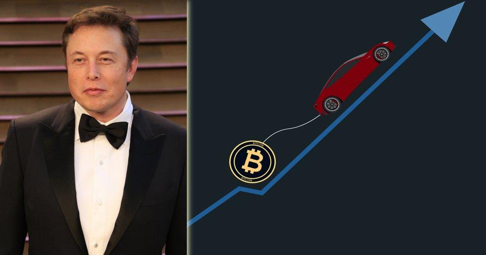 Nu går det att köpa en Tesla med bitcoin – så funkar det rent tekniskt