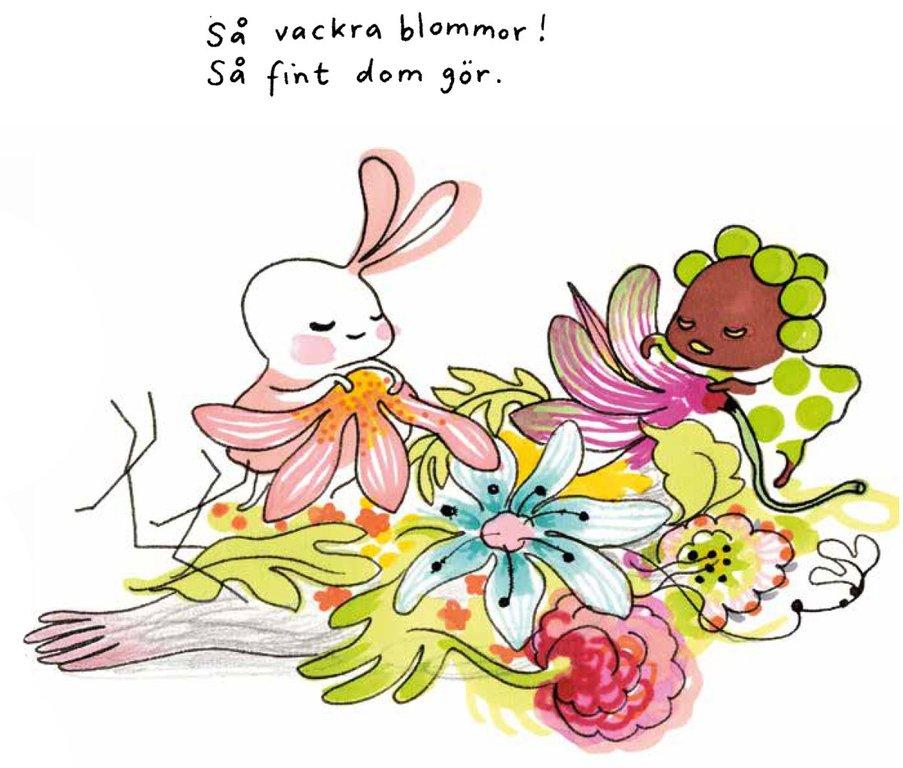 7 gånger Stina Wirsén beskriver svåra ämnen för små läsare