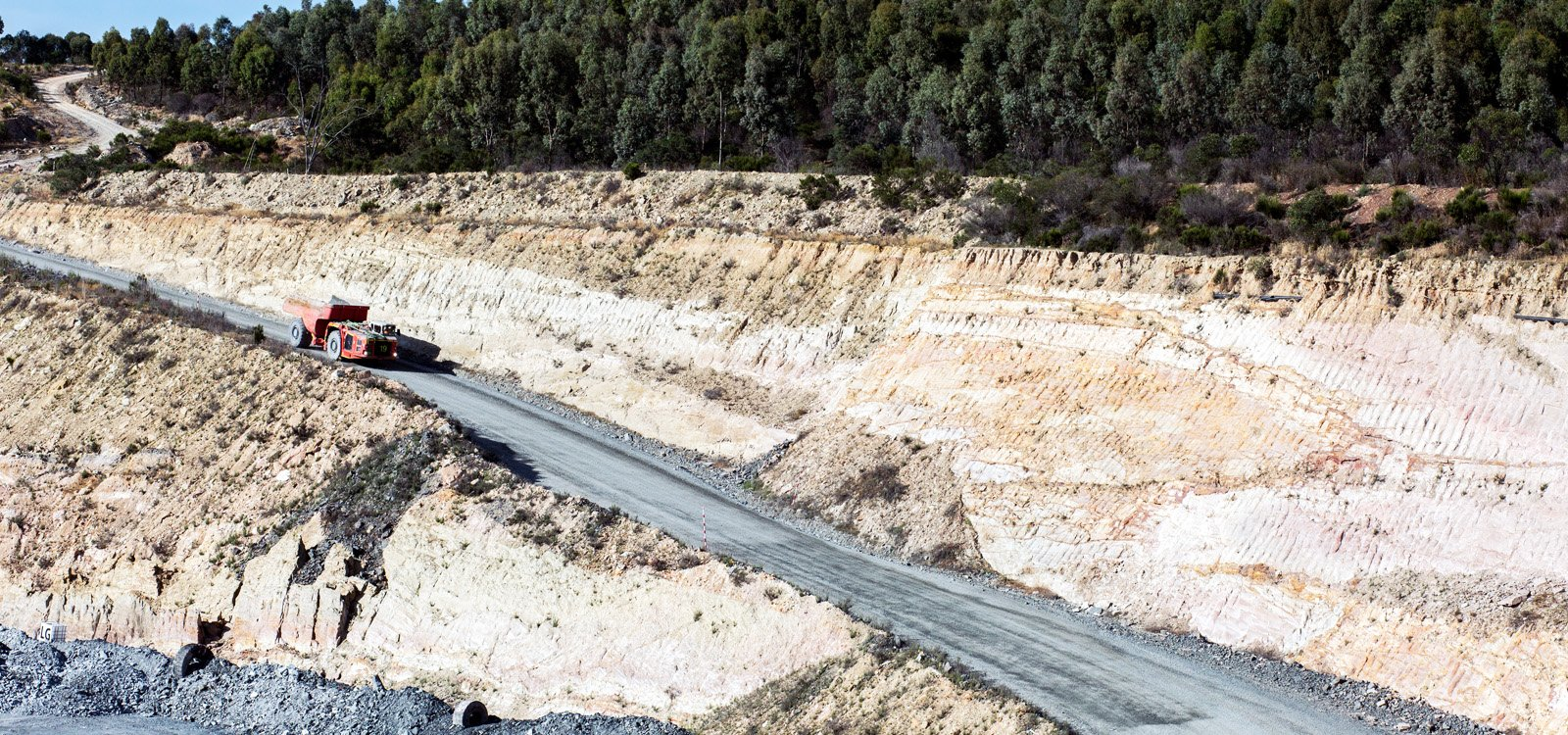 <p>Fosterville purchased t two additional Sandvik TH663s to replace its aging 45-tonne trucks.</p>
