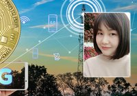 Justina Zheng: 5G is good – combined with blockchain it is revolutionary