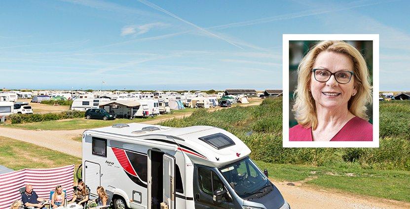 First Camp och Varbergs Husbilar lanserar tillsammans konceptet Rent a camper. Foto: First Camp