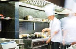 Restauranger oroas av minskad prao i skolan