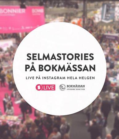 SelmaStories på bokmässan 2021