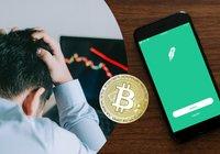 Stor amerikansk krypto- och aktieplattform låg nere – för andra veckan i rad