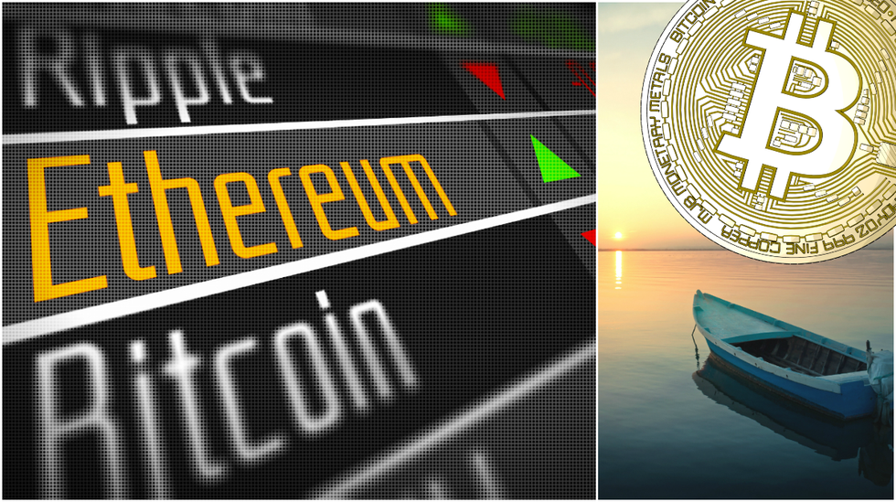 Daily crypto: Ethereum goes against the stream on otherwise calm markets.