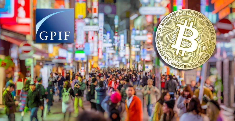Pensionsfond gjorde tapp motsvarande bitcoins totala marknadsvärde – på ett kvartal