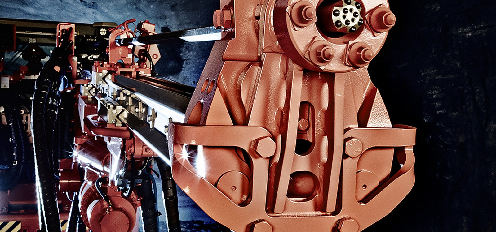 Sandvik DD422i is the first release in the company's upcoming generation of advanced underground drill rigs.