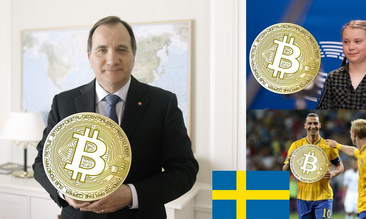 Five million Swedes own bitcoin – without knowing it