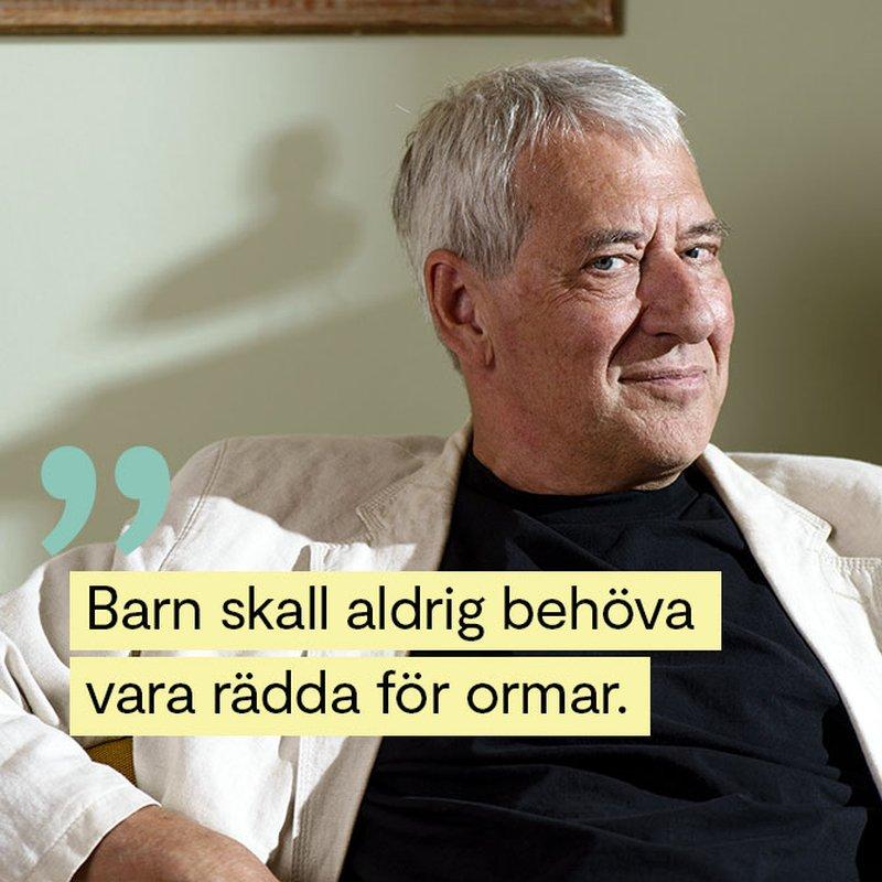 Du måste läsa Ulf Nilssons fantastiska tolkning av barnkonventionen